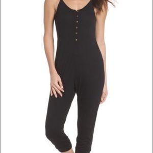 Make + model black jumpsuit medium